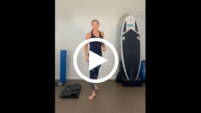 Naomi's exercise video