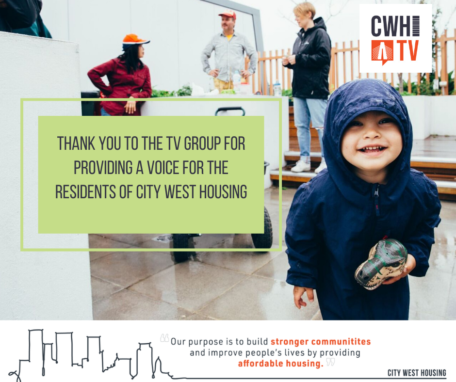 Thank you to the Tenants Voice